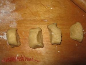Тарталетки песочные